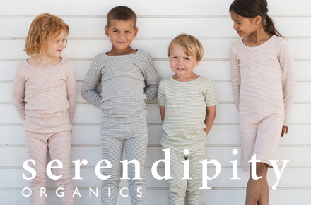 66763133afe Serendipity Organics er smart, naturligt tøj til børn i alderen 0 ...