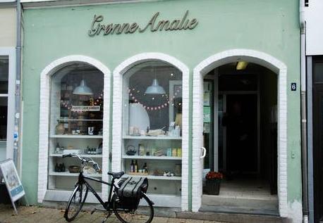 Helsam Grønne Amalie