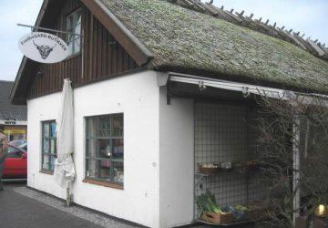 Fredbogård-butikken