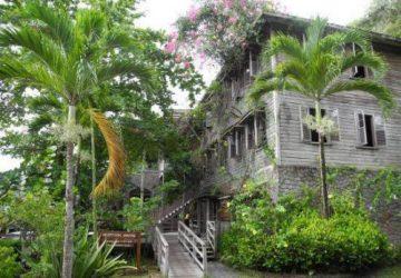 Jungel Bay resort