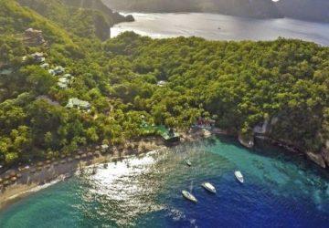 Anse Chastanet-Saint Lucia