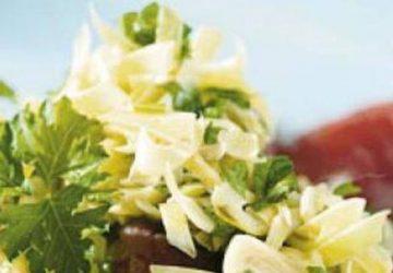 Carpaccio med artiskok