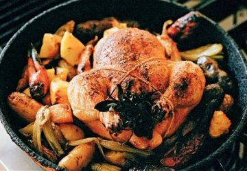 Kylling med urter