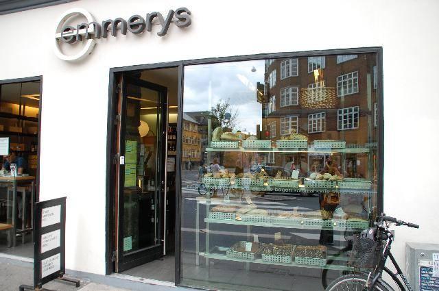 emmerys – H.C. Ørstedsvej