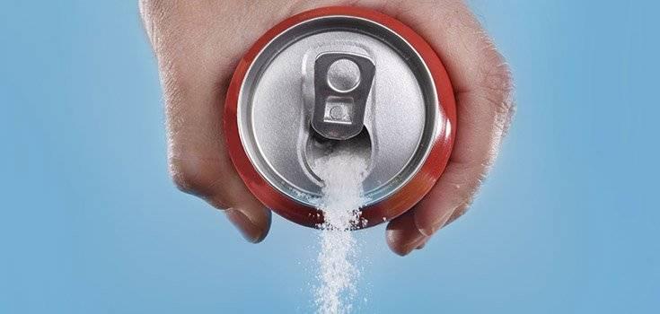 hvor mange sukkerknalder er der i en cola