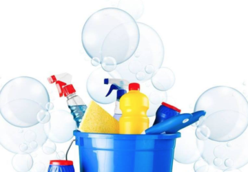 Sådan undgår du kemikalier i dit hjem
