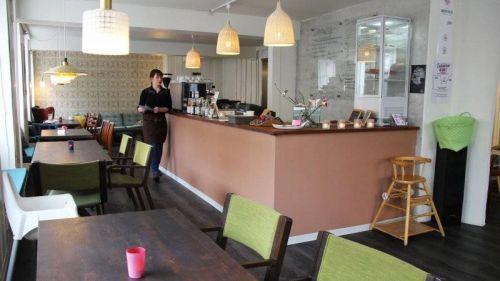 Café Sweet Surrender Er En Non Profit Og Børnevenlig Café