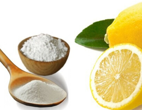 citronsaft med natron
