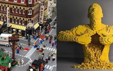 LEGO bæredygtighed