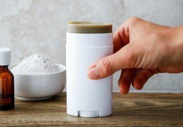 hjemmelavet deodorant