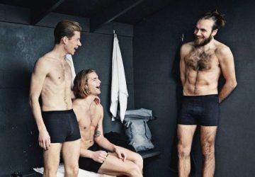 Nyt bæredygtigt selvvaskende undertøj forbliver friske i uger