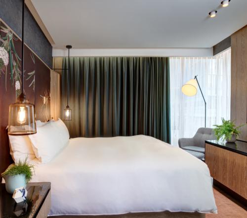 Nyt hotel lover 100 procent vegansk oplevelse
