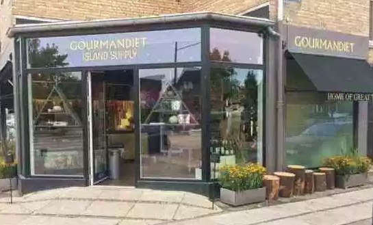 Gourmandiet - Amager