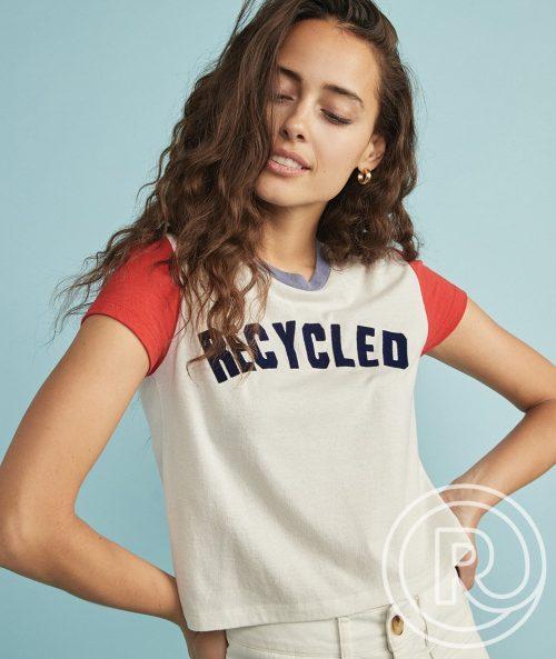 Recycling: T-shirts lavet uden kemikalier