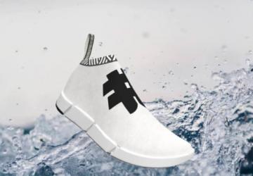 Verdens første sneakers lavet af kaffegrums