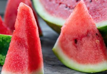 Vandmelon og sundhed