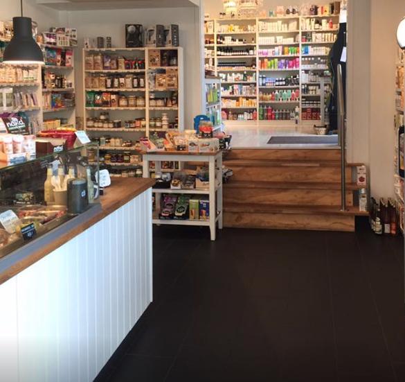 Café Helsehjørnet