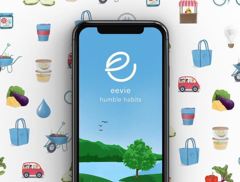Ny app hjælper sine brugere med bæredygtige vaner