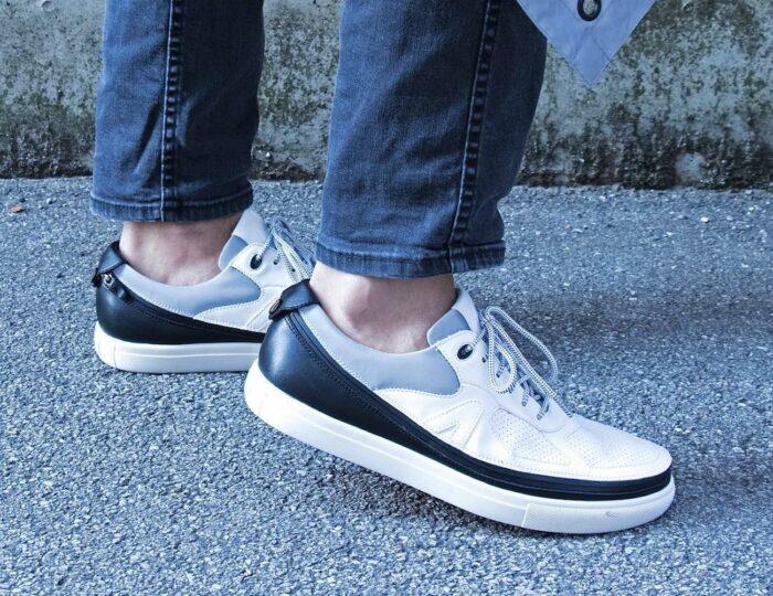 ØKO-VENNLIGE sko med genanvendelige såler